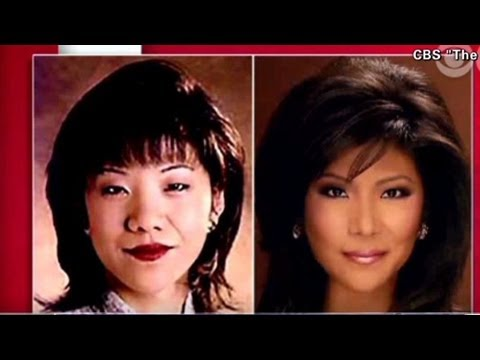 A Look Into Julie Chen S Eyes Youtube