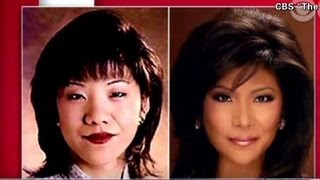 A look into Julie Chen's eyes
