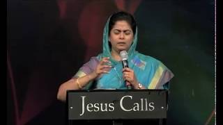 Sis. Evangeline Paul Dhinakaran Birthday Special 2017   Jesus Calls