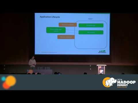 Apache Hadoop YARN Past Present and Future
