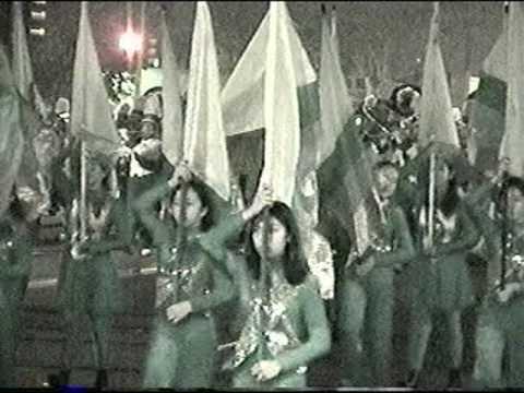 Bonita Vista High School and Bonita Vista Middle School Chula Vista Starlight Yule Parade 2000