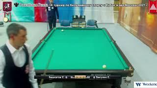 Фото IX турнир по бильярдному спорту « Кубок мэра Москвы» 05.05 TV17