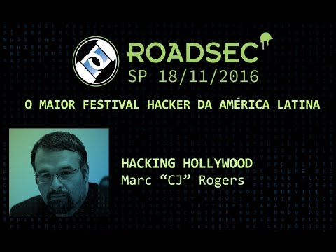Hacking Hollywood - Marc Rogers