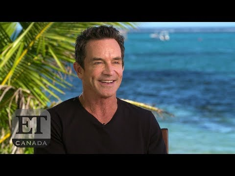 Jeff Probst Shares If 'Survivor' Builds Or Reveals Character