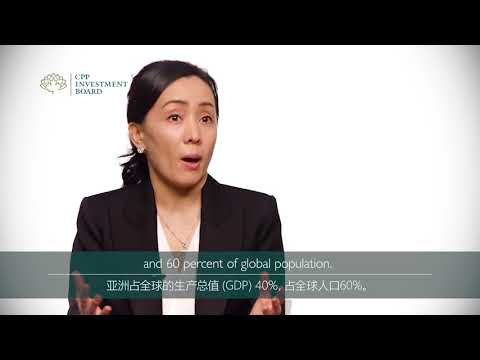 Our global presence: CPPIB in Asia