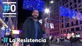 LA RESISTENCIA - Jorge Ponce estrena el alumbrado navideño   #LaResistencia 25.11.2019
