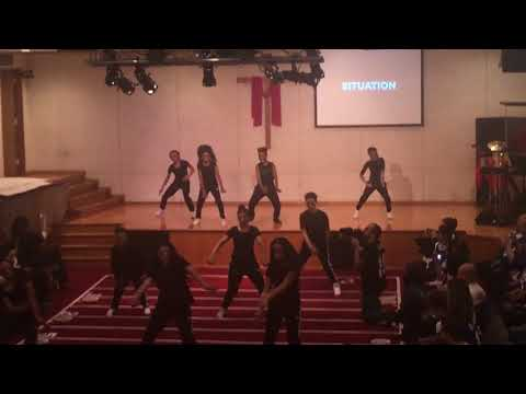 Primitive Christian Church - Youth Worship to Work It