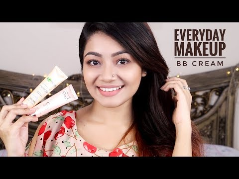 BEGINNER'S EVERYDAY MAKEUP Tutorial with BB Cream - Easy Daily Makeup Routine - Linda