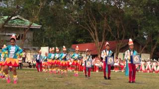 ALC Balamban Campus Drum and Lyre Corps