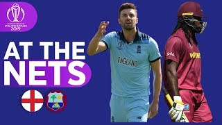 ENG v WIN - At The Nets | ICC Cricket World Cup 2019