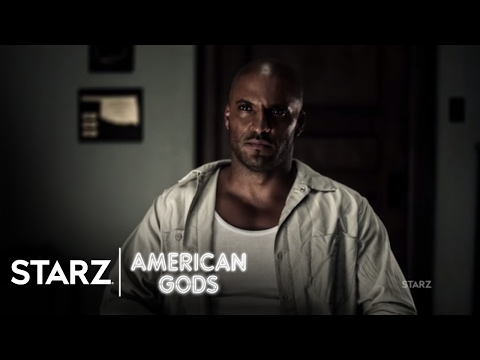 American Gods | First Look at Season 1 Starring Ian McShane | STARZ