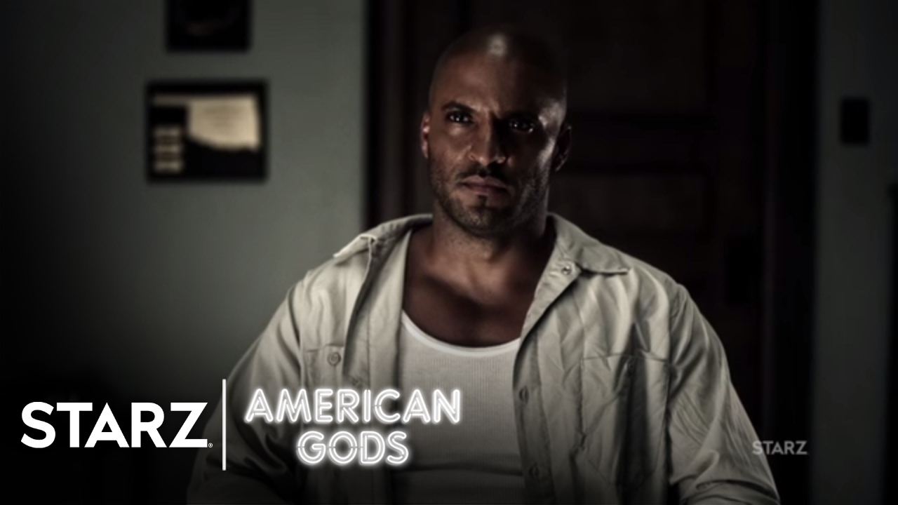 American Gods | First Look at Season 1 Starring Ian McShane | STARZ