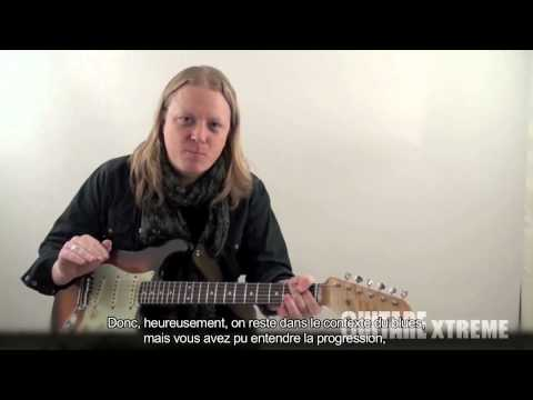 Matt Schofield Guitare Xtreme #61 - 50% SLOWED
