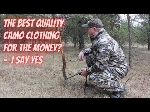 The Best Quality Hunting Clothing For The Money?