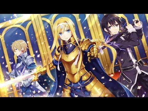 1 Hour - Sword Art Online Fighting/Motivational Soundtrack - Epic Battle Anime OST