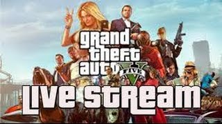 GTA 5 Online New Live Stream Chillin with Subs And Crew