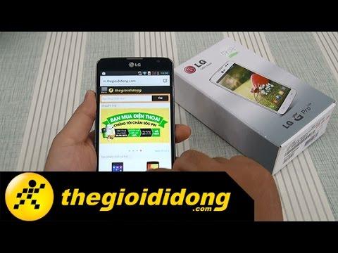 Đánh giá LG G Pro Lite D682   www.thegioididong.com