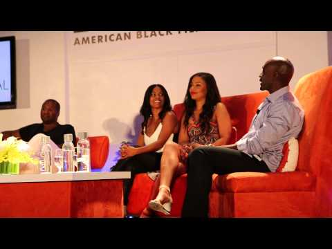 The Best Man Holiday at ABFF  Part 1