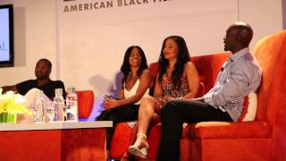 The Best Man Holiday at ABFF - Part 1