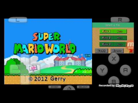 New Super Mario Bros Ds  HACK Download (download updated download now!)