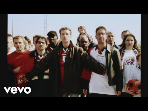 The Lightning Seeds - Three Lions '98 (Official Video)