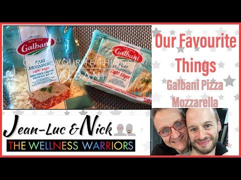 Our Favourite Things: Galbani Pizza Mozzarella