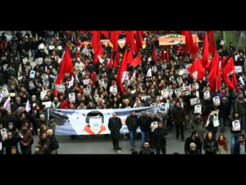 Thousands march in İstanbul to commemorate teen Gezi victim a year after his death