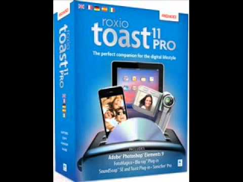 Roxio Toast 9 Mac Free download