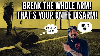 Pressure & Control: These Knife Disarms are BRUTAL!