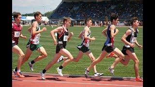 NZ TF 2017 Senior Boys 3000m
