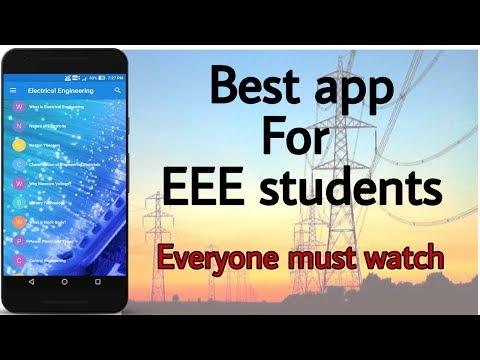 Best app for Electrical Engineering students in Telugu || Telugu TechTats