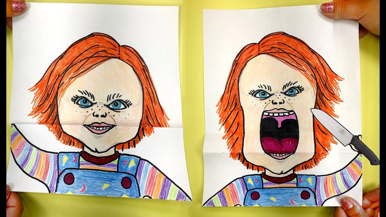 Crea Tu Abre Boca De Chucky Chucky La Película 2017 El Muñeco Diabólico Luna Mia Dibujos Youtube