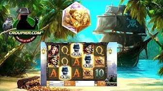 ONLINE SLOTS HIGH STAKES BIG WIN PIRATES CHARM by Quickspin! £6 to £60 SPINS at Mr Green Casino!