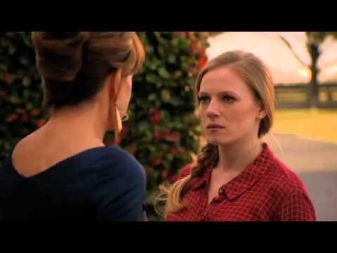 Sue Ellen tells Emma about Kristin TNT Dallas deleted