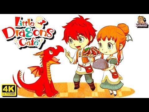 Little Dragons Café FR 4K. Le jeu Pokemon ou c'est les enfants qui sont exploités ! thumbnail