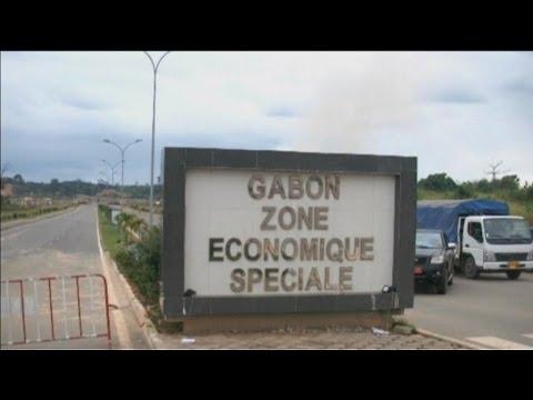 Gabon, Industrialisation du secteur du bois pour diversifier l'économie