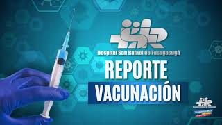 REPORTE VACUNACIÓN COVID 20 MARZO