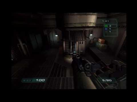 Doom 3 (Xbox) - Deathmatch Online (XLink Kai)
