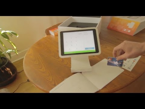 Square Stand And Card Reader Blogger Review
