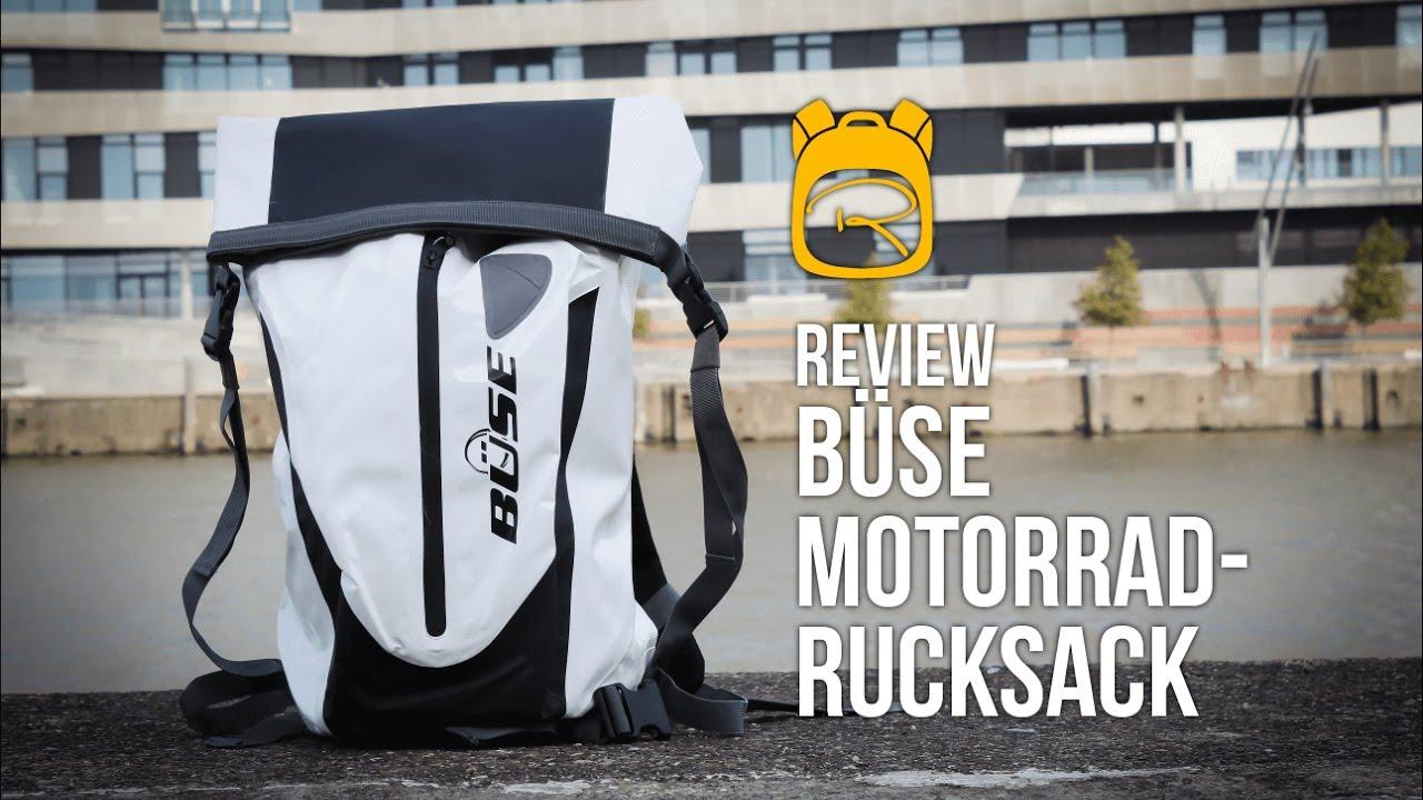 b se motorrad rucksack review auf deutsch rucksack. Black Bedroom Furniture Sets. Home Design Ideas
