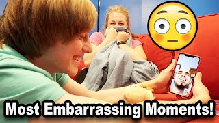 SML Most Embarrassing Moments!