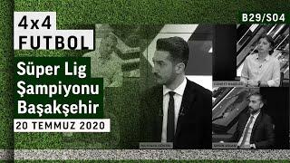 Süper Lig Şampiyonu Başakşehir | 4x4 Futbol