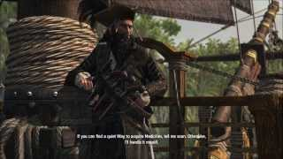 Assassins Creed Iv -- Sequence 6 -- Memory 1 -- Diving For Medicines
