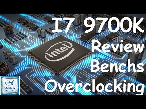i7 9700K - Review, Benchs, Overclocking - Reseaulud