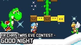 FR Christmas Eve Contest - Good Night • Super Mario World ROM Hack