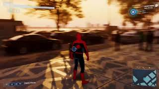 Webslinging in NYC |  Spider Man Ps4