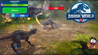 Jurassic World Alive #108 20-Jähriger regt sich über Kinder Handy-Spiel auf. [Ger/HD] | Marcel