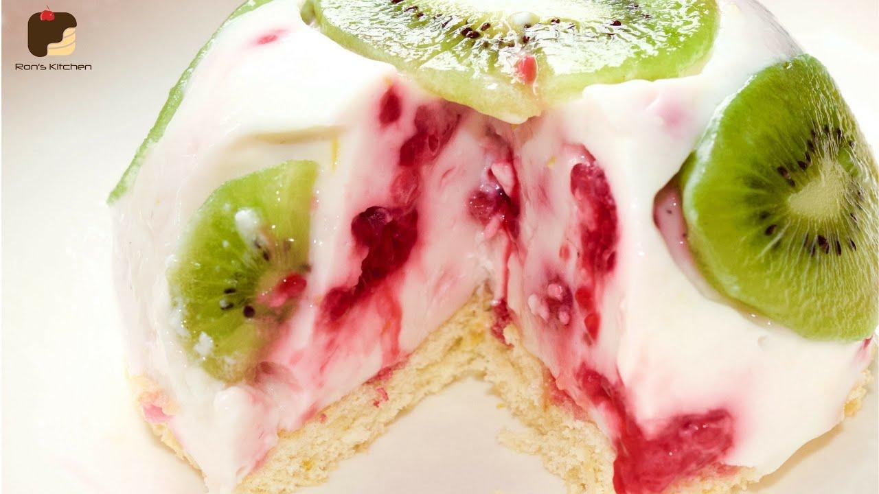 Kiwi Joghurt Tortchen Bombchen Youtube