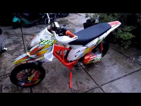 Honda Beat Supermoto