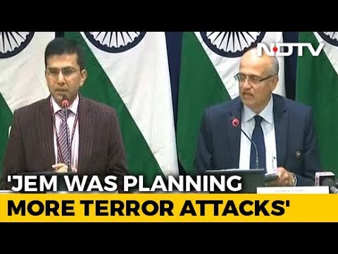 """""""Very Large Number Of Terrorists"""" Killed In Strike On Jaish Camp: India"""